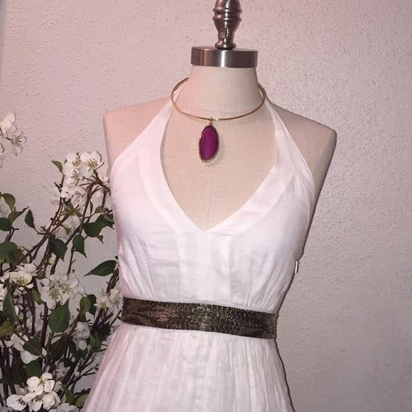 9e124c0b7ef Banana Republic Dresses   Skirts - Banana Republic women s halter maxi dress  size 0